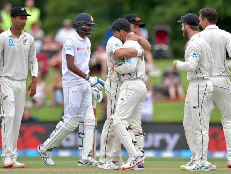 New Zealand Crush Sri Lanka By 423 Runs For Record Test Series Win