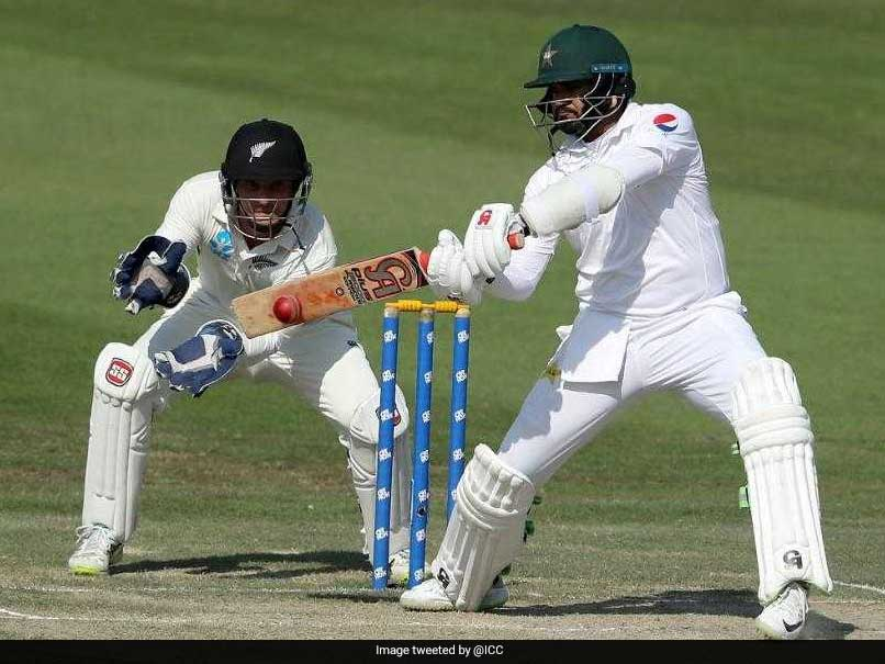 3rd Test Azhar Ali Asad Shafiq Help Pakistan Dominate New Zealand