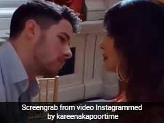 निक जोनास के साथ रोमांटिक हुईं प्रियंका चोपड़ा, Nick-Priyanka का Video हुआ वायरल