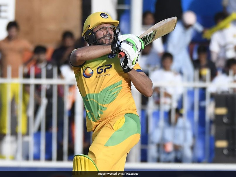 Watch: Shahid Afridi Destroys Wahab Riaz, Smashes Four Consecutive Sixes In T10 League As Pakhtoons Reach Final
