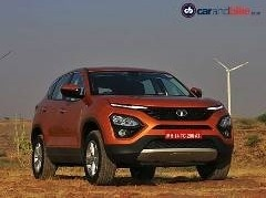 Tata Harrier Gets Improvements To NVH, Touchscreen, Steering & Clutch