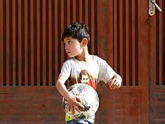 Afghan Boy, The Messi Fan Who Went Viral, Forced To Flee Home
