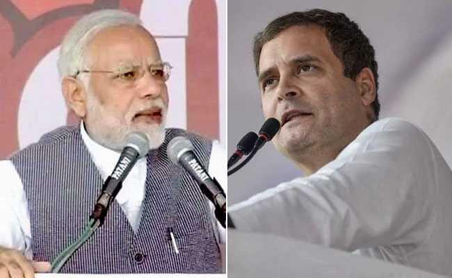क्या राहुल को मिलेगा फायदा? अकेले गुजरात में पीएम मोदी ने की थीं 34 रैलियां और पांच राज्यों में महज 32