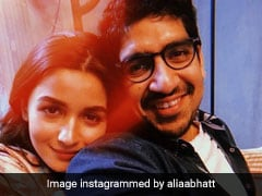 Alia Bhatt Announces <I>Brahmastra</I> Schedule Wrap With This Pic