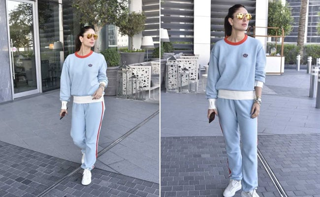 5 Tracksuits In Which To Get Kareena Kapoor's Athleisure Look