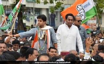 Kamal Nath For Madhya Pradesh, Jyotiraditya Scindia Offered Deputy: Sources