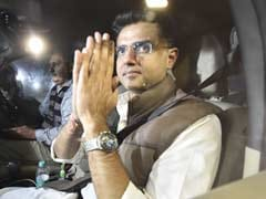 Sachin Pilot Steered Congress To Victory In Rajasthan, Settles For Co-Pilot