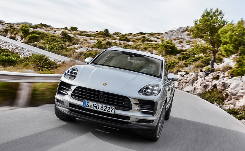 Porsche to make electric SUV as the Macan gets an overhaul