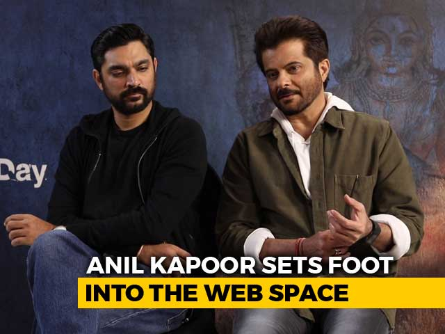Anil Kapoor On His Venture Into The Web Space