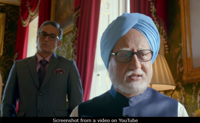 The Accidental Prime Minister Trailer: Anupam Kher And Akshaye Khanna Make A Statement In This Political Drama