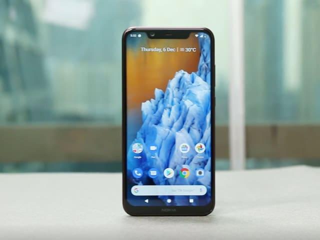 Video : Nokia 8.1 Review