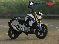 BMW G 310 R Receives Over 600 Bookings This Festive Season