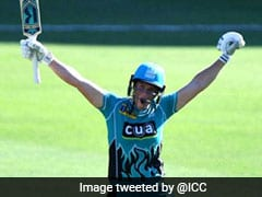 Grace Harris Smashes Fastest Hundred In Women
