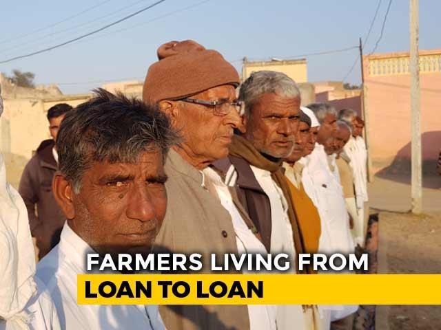 Video : Has The Loan Waiver Helped Rajasthan, Madhya Pradesh Farmers?