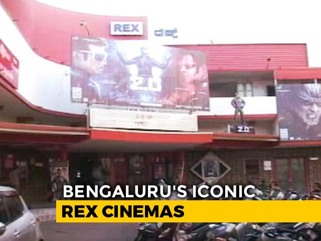 Bengaluru's Iconic Rex Cinemas To Make Way For Mall, Multiplex Next Year