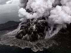 """Child"" Of Indonesia Volcano That Killed Thousands In 1883 Is Active Now"