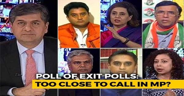 Poll Of Exit Polls: Cliffhanger In Madhya Pradesh, Chhattisgarh?