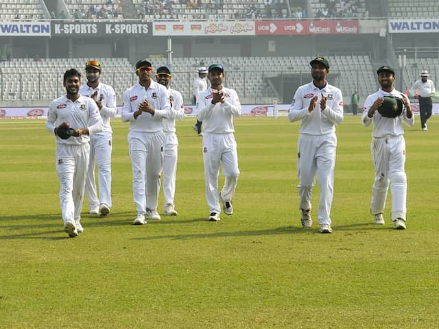 Mehidy Hasan Claims 12 Wickets vs Windies In Bangladeshs Biggest Test Victory