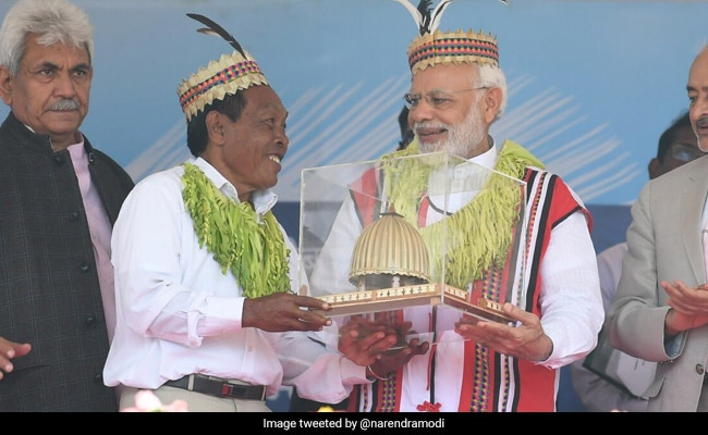 PM Modi In Port Blair LIVE: 3 Andaman And Nicobar Islands To Be Renamed Today