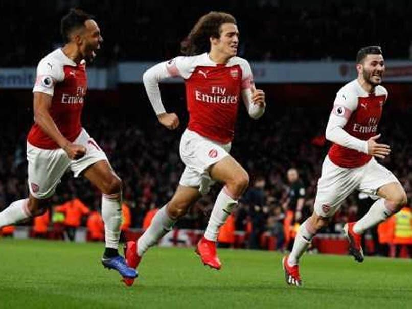 Premier League: Arsenal Stars Filmed Using