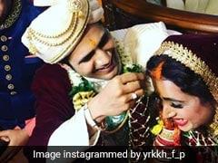 एक और TV एक्ट्रेस के हाथों में रची मेहंदी, VIDEO के साथ देखिए मंदिर में हुई इस शादी की सभी तस्वीरें