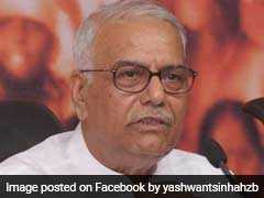 """Communal Polarisation Can't Cut Ice With People"": Yashwant Sinha To BJP"