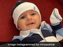 Sania Mirza Shares Son Izhaan
