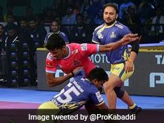 Pro Kabaddi League: Jaipur Pink Panthers Outclass Tamil Thalaivas, Telugu Titans Beat Haryana Steelers