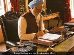 अनुपम खेर अपनी फिल्म 'द एक्सीडेंटल प्राइम मिनिस्टर' भारत में नहीं, बल्कि इनके साथ यहां देखेंगे!