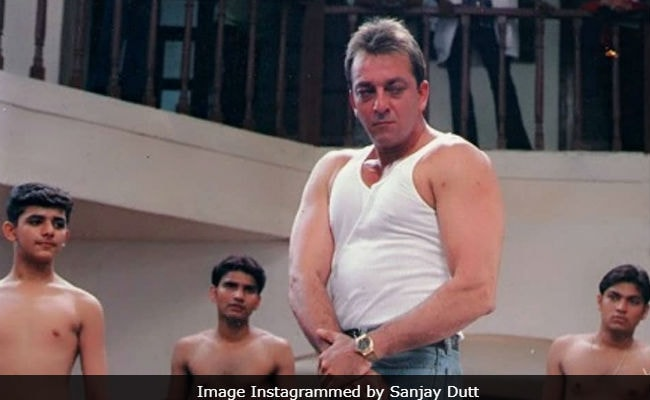 On 15 Years Of Munna Bhai MBBS, Sanjay Dutt Shares Old Memories And A 'Big Jadoo Ki Jhappi'