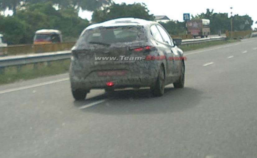 The production model will be based on the Tata 45X concept shown at the Auto Expo 2018