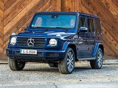 2018 Mercedes-Benz G-Class To Get A New Diesel Variant