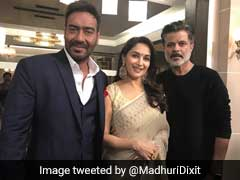Madhuri Dixit, Anil Kapoor And Ajay Devgn's <I>Total Dhamaal</I> Delayed. Here's Why