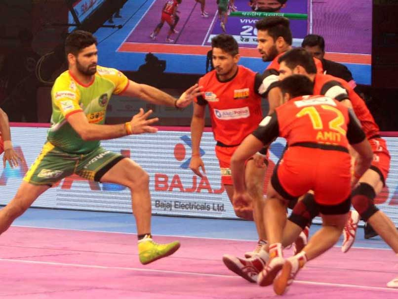 Pro Kabaddi League: Patna Pirates Play Out Thrilling Tie Against Bengaluru Bulls
