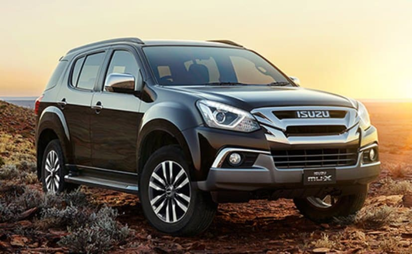 Isuzu will increase prices by Rs. 15,000 to Rs. 1 lakh depending on the model and variant