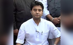 Jyotiraditya Scindia Clear He'd Like To Be Considered For Chief Minister