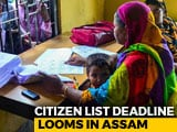 Video : Chaos, Confusion In Assam As Citizens' List Deadline Nears