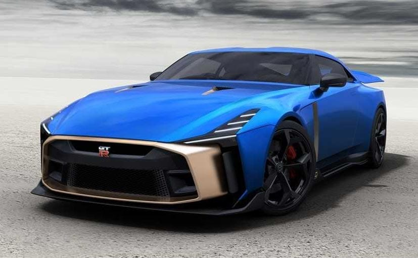 Only 50 examples of the Nissan GT-R50 will be made