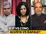 Video : Congress Caught In Agusta Trap?
