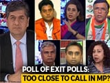 Video : Poll Of Exit Polls: Cliffhanger In Madhya Pradesh, Chhattisgarh?
