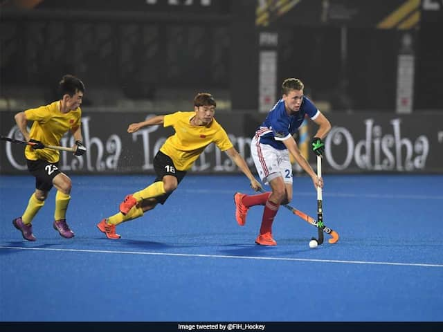 Hockey World Cup 2018: France, England Win Cross-Over Matches To Reach Quarter-Finals