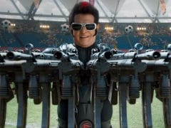 <I>2.0</i> (Hindi) Box Office Collection Day 6: Keeping Up With Rajinikanth, Akshay Kumar's Film's 'Excellent' Performance