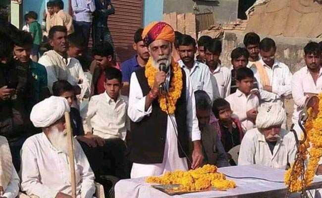 जनता ने चंदा देकर चुनाव लड़वाया और बीजेपी-कांग्रेस को धूल चटाकर विधायक बन गया यह कर्जदार किसान