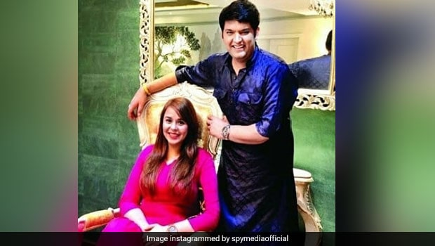 Kapil Sharma And Ginni Chatrath's Wedding Invitation Card Comes With Sweets