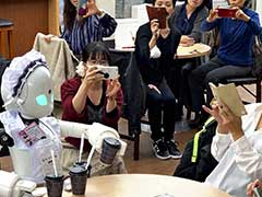 Robots In Japan Cafe Give The Differently Abled A Chance To Earn Big