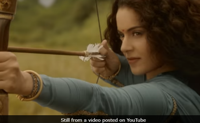 Kangana Ranaut Says, Haters Will Have To 'Shut Their Mouths After Watching Manikarnika