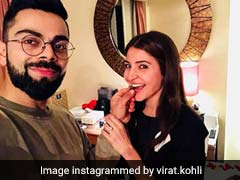 Wishes Pour In For Virat Kohli, Anushka Sharma On Their 1st Marriage Anniversary