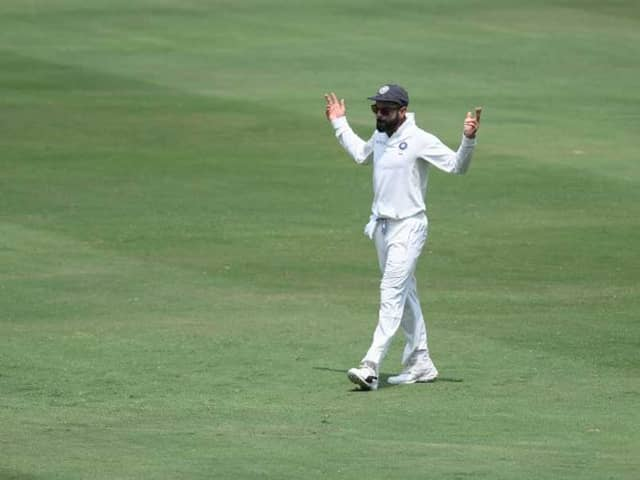 India vs Australia: Virat Kohli Breaks Into An Impromptu Dance In Soggy Adelaide - Watch