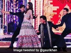 Shah Rukh Khan And Gauri's Social Media PDA Will Make You Go Aww
