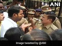 Actor Vishal Detained For Trying To Enter Locked Producers' Body Office